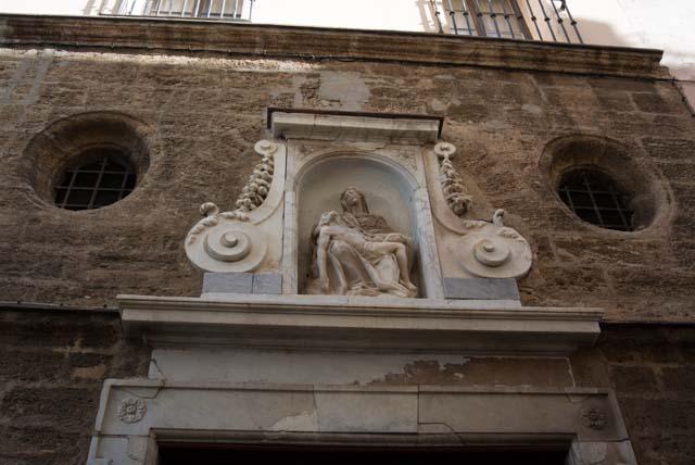 Capilla de Nuestra Señora de las Angustias (Caminito)