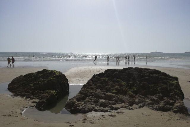 Playa de las Mujeres – Playa de Santa María del Mar