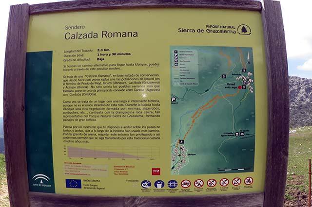 Calzada Romana de Benaocaz