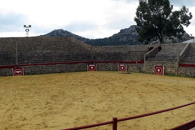 Plaza de Toros de Villaluenga