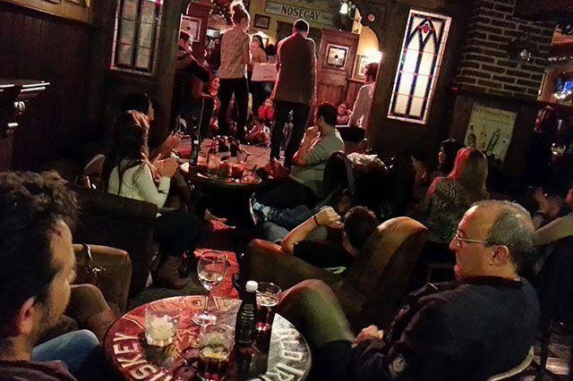 Pub O'Donoghue's Jerez