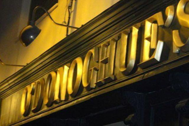 Pub O'Donoghue's El Puerto