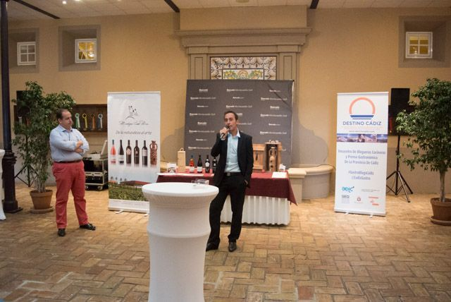 Primer Evento de Gastroblogs Cádiz