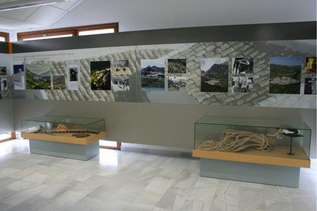 Centro de Visitantes El Bosque
