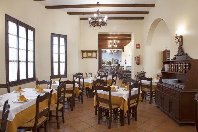 En el restaurante podrás degustar cocina tradicional con algún que otro toque moderno que te sorprenderá gratamente.