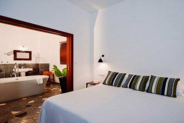 Las habitaciones son cómodas, acogedoras y decoradas con mucho gusto.