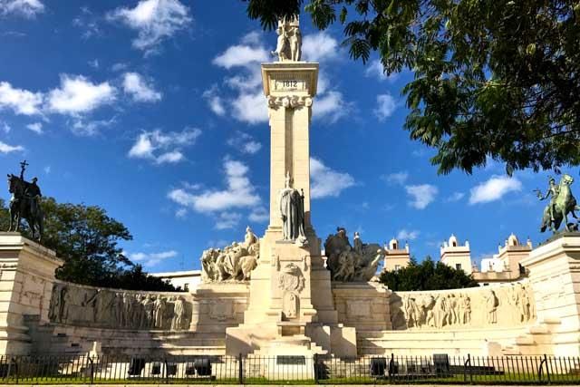 Ruta Castillos y Baluartes de Cádiz