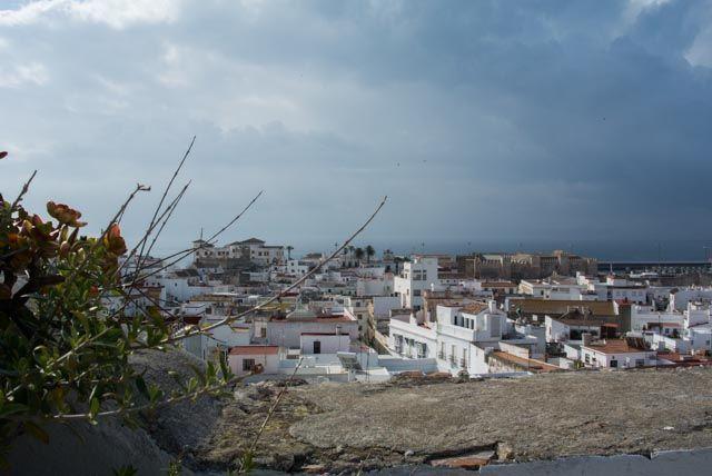 Hostal El Asturiano, en Tarifa.