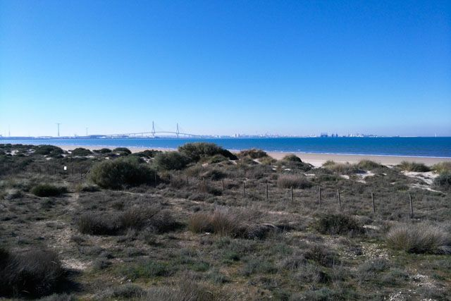 Ruta en bici con Actiba Mar Aventura.