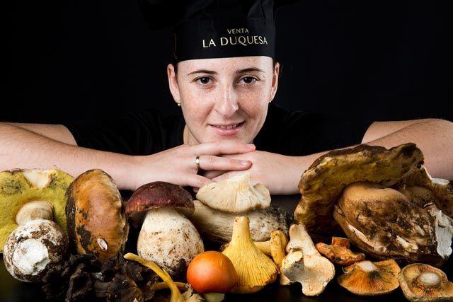 Venta La Duquesa, en Medina Sidonia, donde disfrutar de los mejores platos con setas de temporada.