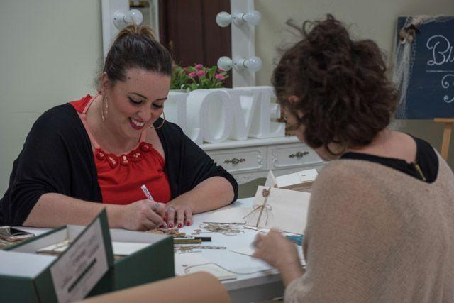 Alicia Pérez Fopiani, una wedding planner con mucho Love.