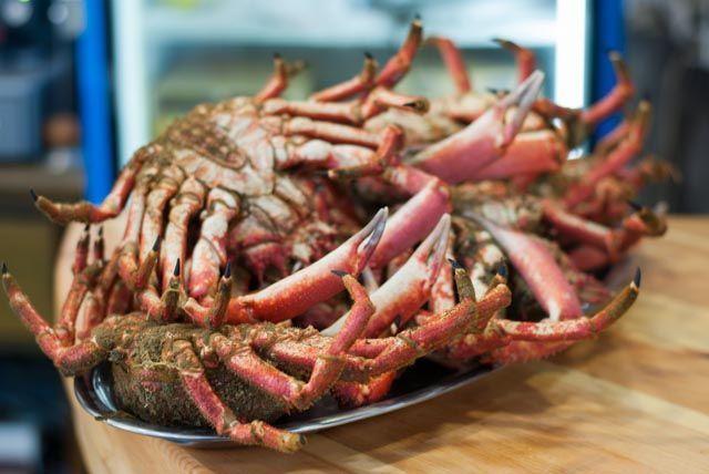 Tarifa es no solo destino de sol y playa, sino también gastronómico.