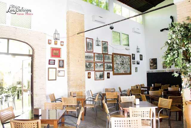 Restaurante Patio Los Galanes