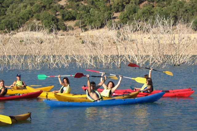 Una forma diferente de descubrir la provincia de Cádiz es participando en actividades de turismo activo.