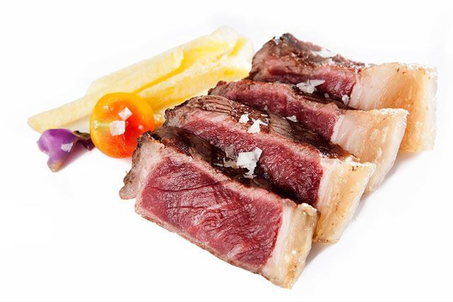 Carnívoros, este es vuestro sitio: Restaurante La Castillería.