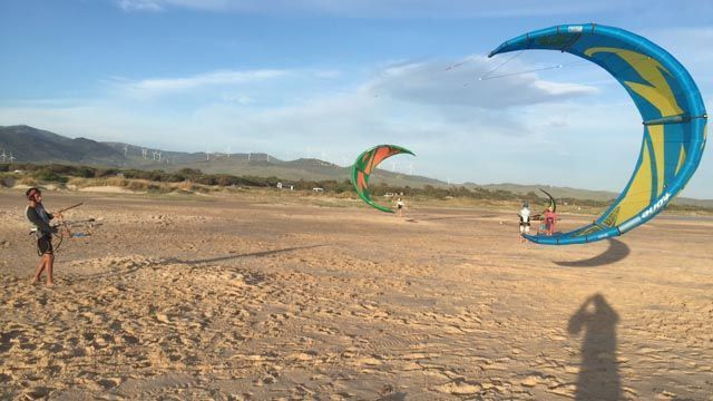 We tell you about the experience of our great weekend in Tarifa with Kitecamp Tarifa.