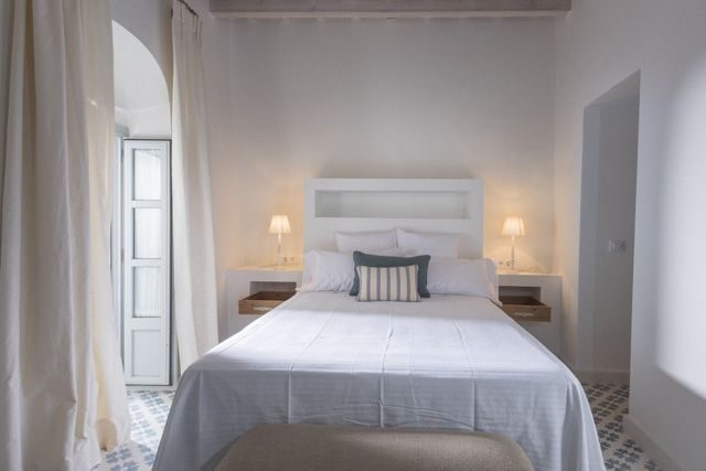 Te aseguramos que en los alojamientos de la sierra de Cádiz dormirás mejor que en casa.