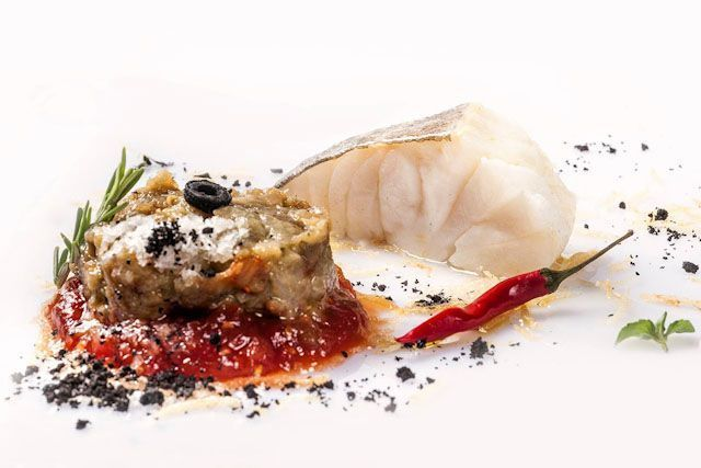 La Despensa Restaurant, where you can try the best of the gastronomy from the Bay of Cadiz.