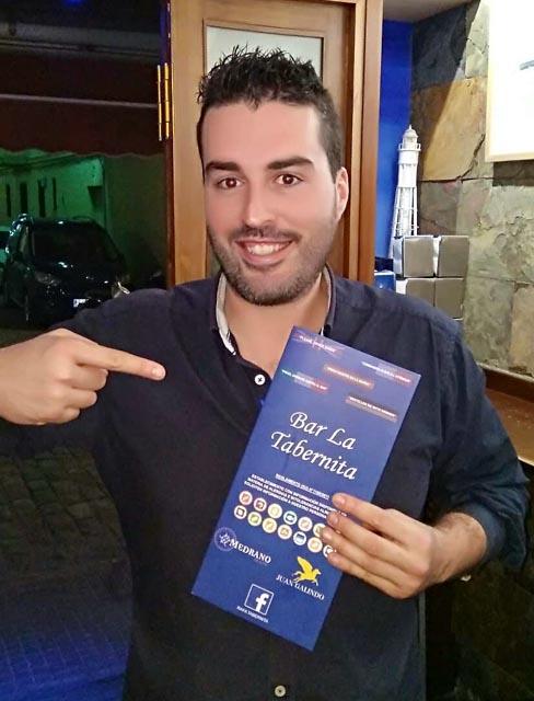 Entrevistamos a Rafa Bueno González, de La Tabernita (Cádiz).