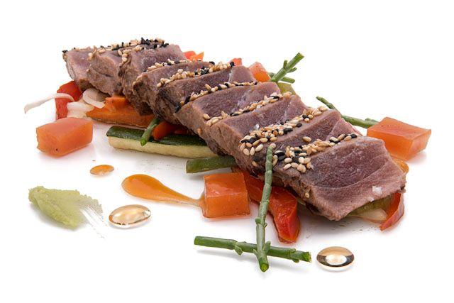 El atún de almadraba es un plato que no puedes dejar de probar cuando llega la temporada.