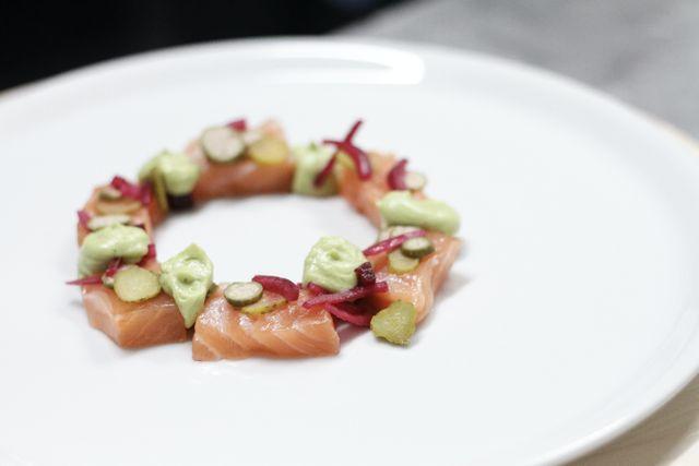 En La Carboná, cada uno de sus platos están elaborados con mucho mimo y mucho respeto hacia el producto.