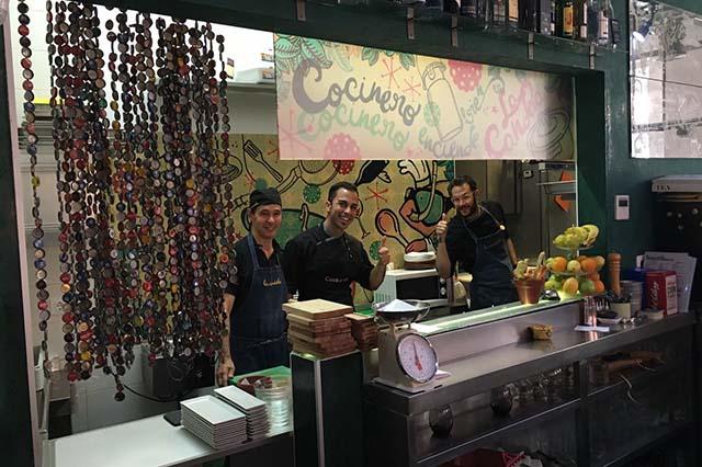 La Candela Tapas Bar ha creado un maravilloso equipo para ofrecerte no solo comida, sino toda una experiencia.
