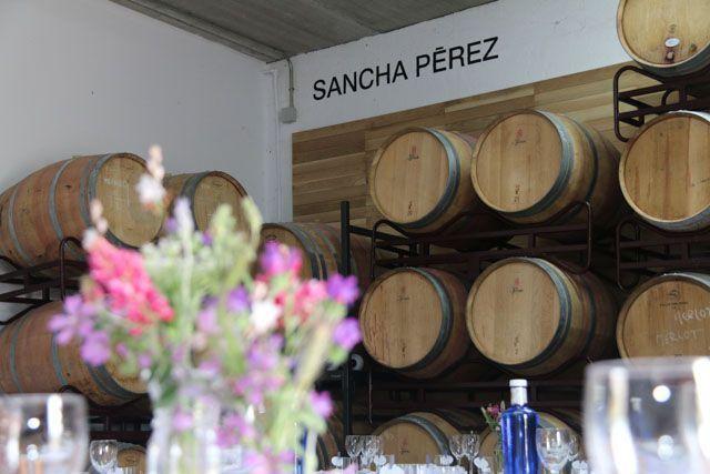 Sancha Pérez es una bodega y almazara en ecológico donde puedes conocer de primera mano cómo se elaboran el vino y el aceite de oliva virgen extra, desde el campo a la botella.