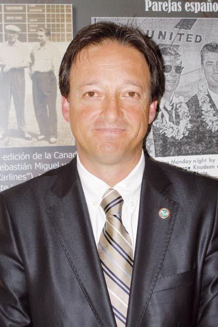 Te presentamos a Carlos Roca, de Family Golf (Chiclana de la Frontera).