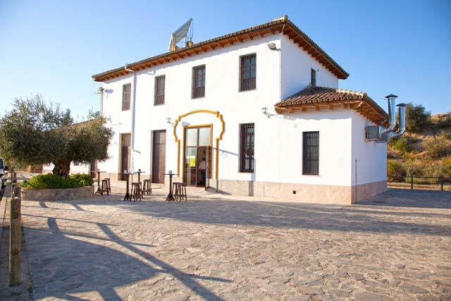 En Puerta Verde de la Sierra engloban alojamiento, gastronomía y deporte.
