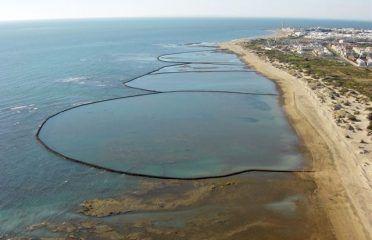 Corrales de Pesca de Chipiona