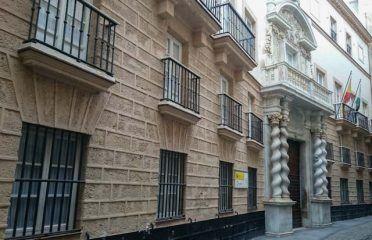 Casa de las Cadenas (Archivo Histórico Provincial)
