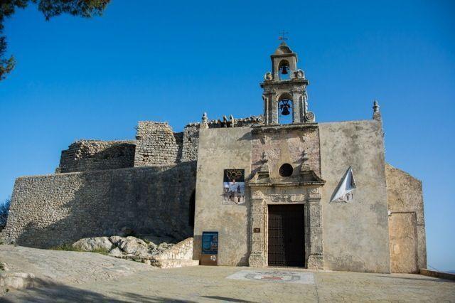 Castillo de Fatetar Espera