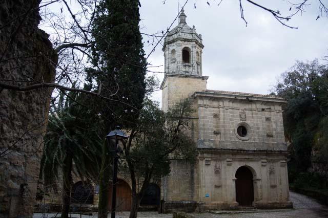 Convento de Caño Santo en Alcala del Valle