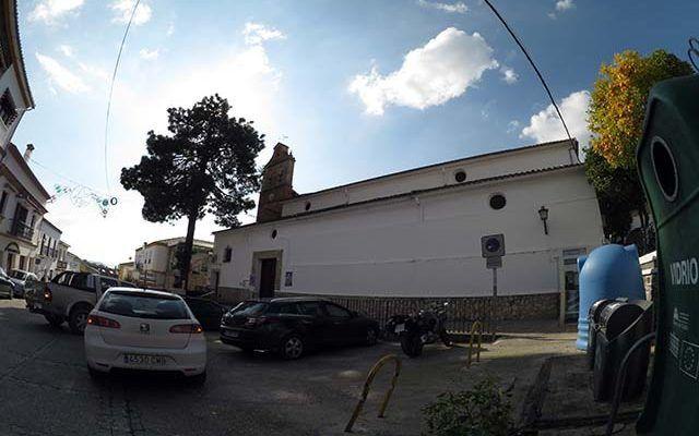 Iglesia Parroquial de Santa María de Guadalupe de El Bosque