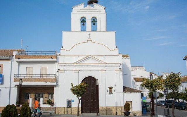 Iglesia Parroquial de Santa María de Guadalupe de Algar