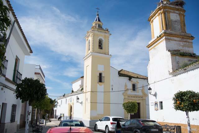 Iglesia de Santa María Magdalena - Puerto Serrano - TUDESTINO 2020
