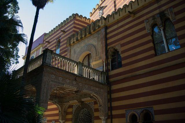 Palacio de Orleans y Borbón