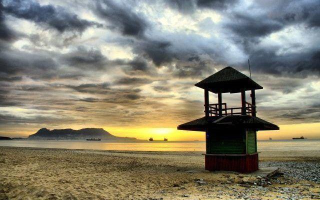 Playa de Getares