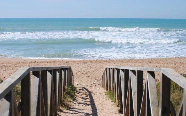 Playa de El Palmar