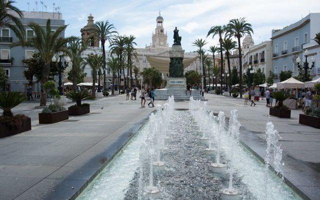 Plaza de San Juan de Dios