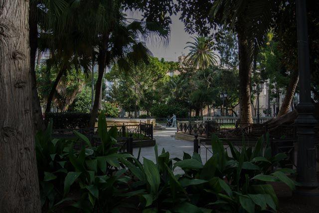 Plaza de Mina