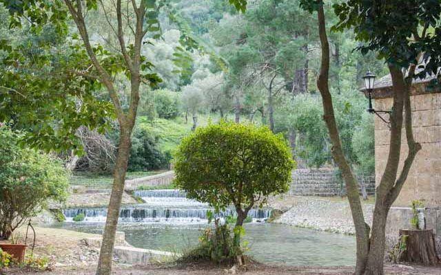 Fortaleza del Tempul y Nacimiento del Agua (Manantial del Tempul)