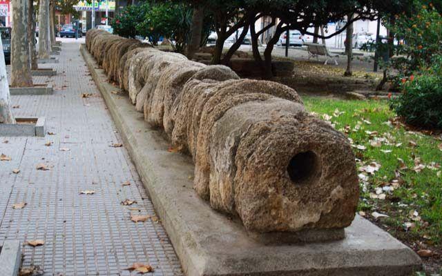 Restos del Acueducto Romano