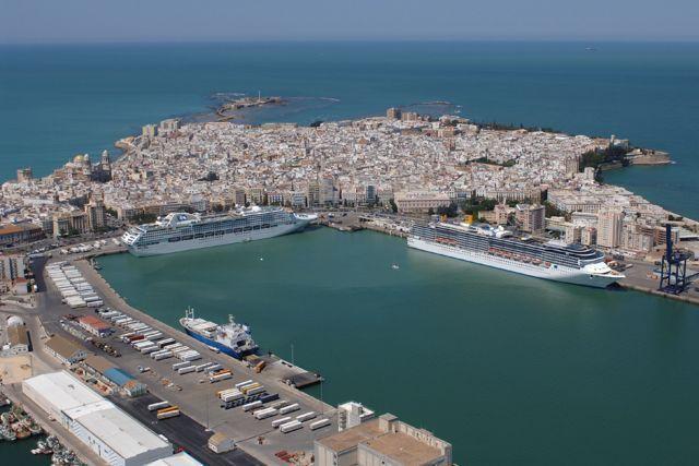Cruceros en Cadiz