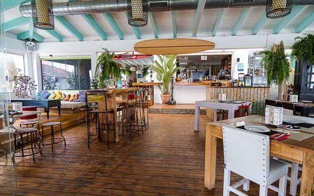Café del Mar Beach Tarifa