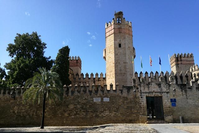 Castillo de San Marcos y Bodega Caballero