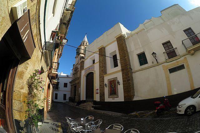 Iglesia de Santa María de Cádiz