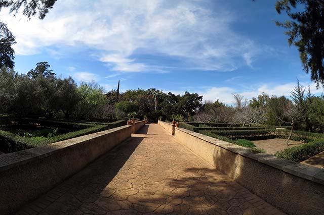 Jardín Botánico de San Fernando