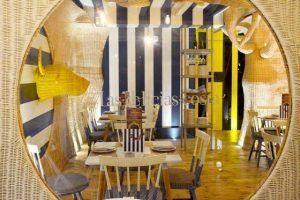 Las Delicias Costa es un nuevo restaurante en la playa del Palmar, en Vejer, frente a la torre almenara.