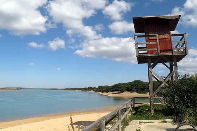 Playa del Río San Pedro